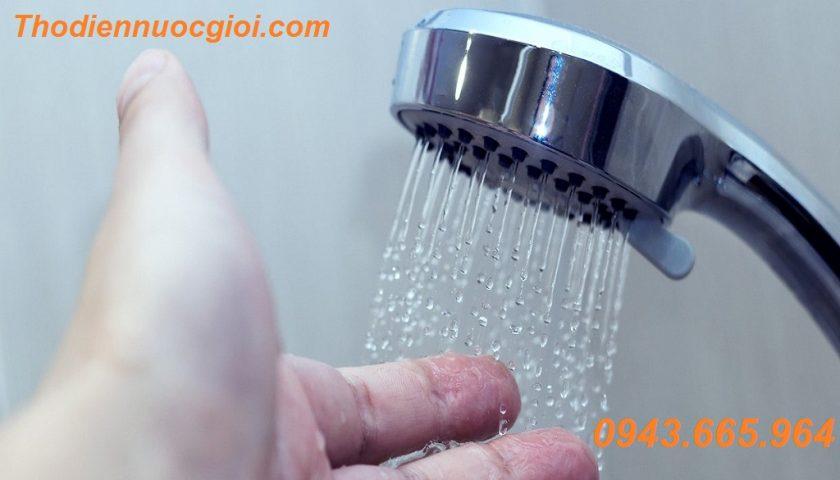 Hướng dẫn khắc phục nước chảy yếu